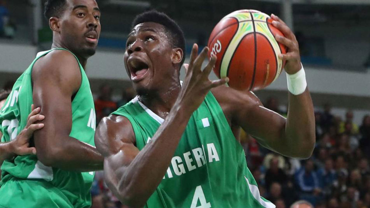D'Tigers Gunning For Perfection Ahead Of FIBA Basketball World Cup, Says Aminu