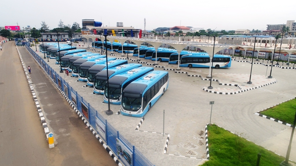 Lagos Govt Imports New Buses In Batches