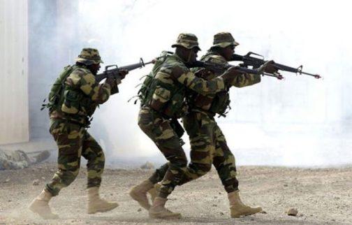 Gunmen Ambush, Wound Soldiers In Benue