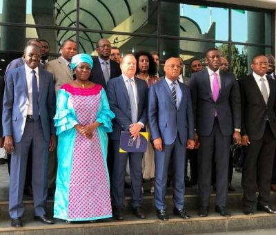 AfDB, ECOWAS, sign US$22.7m Agreement for Study on Abidjan-Lagos Corridor Highway