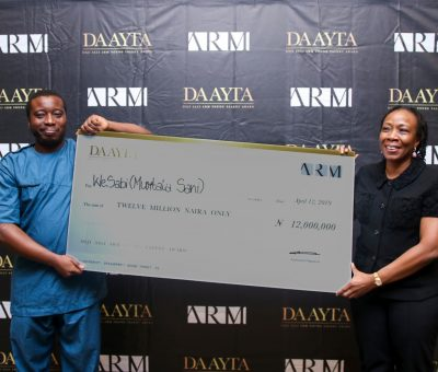 WeSabi Initiative Gets N12m Funding As ARM Recognises Young Entrepreneurs At DAAYTA 2019,