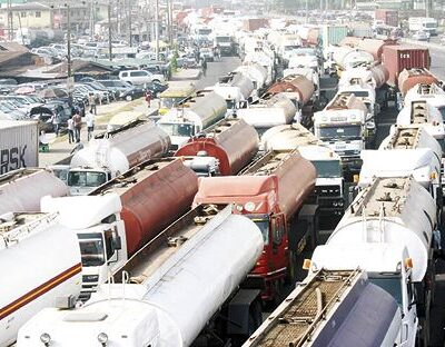 Persistent Gridlock: FGN To Deploy 200 Security Personnel In Apapa Area