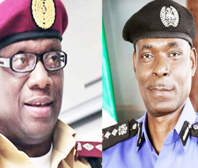 NPF Elevates Frank Mba To CP As FRSC Promotes 2,880 Officers And Marshals