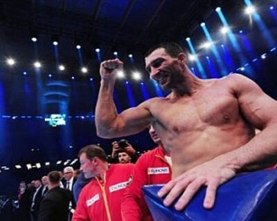 Heavyweight Boxing: At 44, Klitschko Considering A Comeback From Retirement