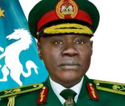 New Army Chief: President Buhari Appoints Maj. Gen. Farouk Yahaya