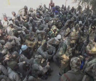 New ISWAP Leader Arrests 30 Bokoharam Commanders, Takes Over Sambisa Forest