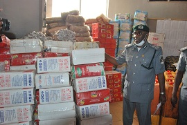 Revenue Generation: FOU Zone 'B' Records 101 Seizures Valued At Over N194M In May 2021