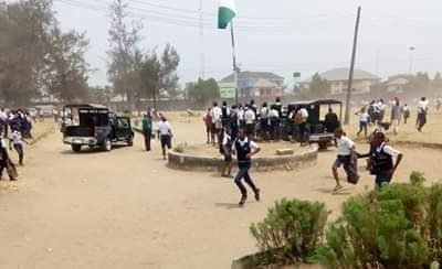 Panic As Suspected Cultists Give Principal 24hrs Ultimatum To Recall Suspended Members