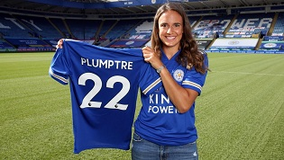 Women's Football: Leicester City's Plumptre Yearns To Play For Nigeria