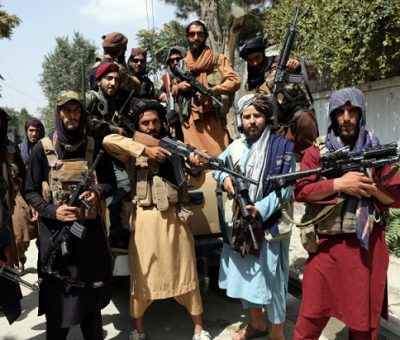 This Taliban Danger Is About To Consume Us All… In Nigeria -b