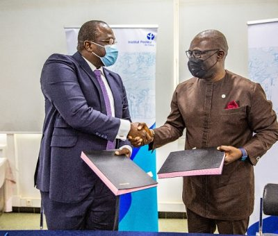 Epidemic Response: ARC, IP Dakar Sign Partnership Agreement