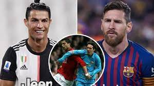 Top-Earning Players: Ronaldo Overtakes Messi In Forbes List
