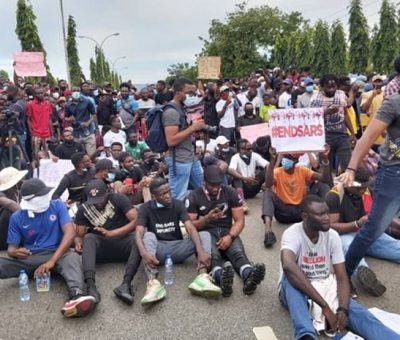 #ENDSARS: New Movement For Human Rights And Good Governance – CDHR