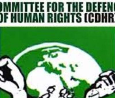 Change Of Baton: CDHR's 2021 Annual Conference To Produce New Executive Council Members